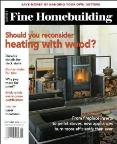 Fine homebuilding magazine online northeasternhomes for Fine homebuilding houses